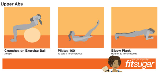 Print It: FitSugar All Abs Workout