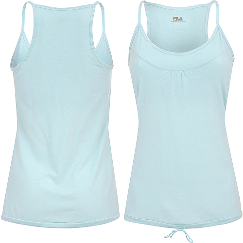 Fila Drawstring Bottom Yoga Tank