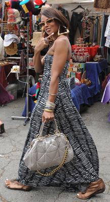 Celeb Style: Eva Pigford