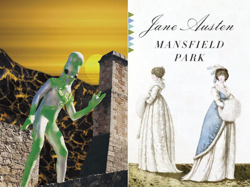 Movie News: Jane Austen + Aliens (No, Seriously)