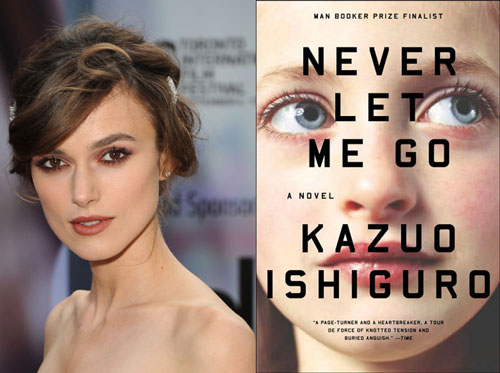 Keira Knightley to Star in Never Let Me Go