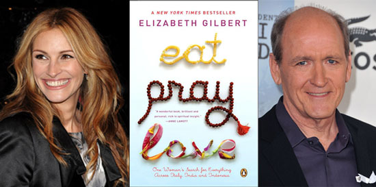 Eat, Pray, Love Movie Gets Going With Richard Jenkins
