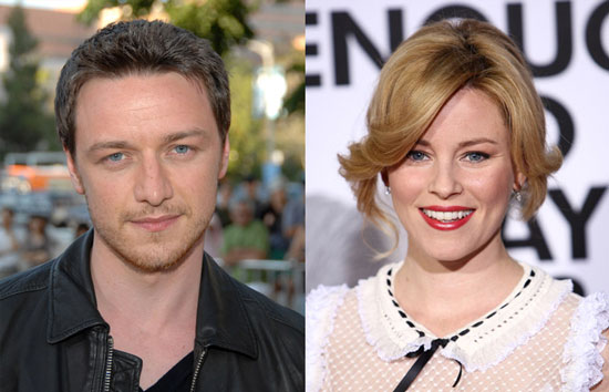 James McAvoy, Elizabeth Banks Team Up For Dark Comedy