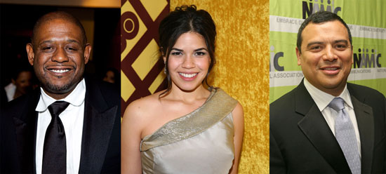 Wedding Movie Gets Whitaker, Ferrera and Mencia