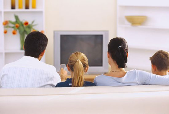 Did (or Does) Your Whole Family Watch TV Together?