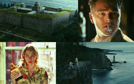 Movie preview of Leonardo Dicaprio in Martin Scorsese's Shutter Island