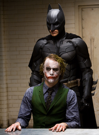 The Dark Knight Features Nokia and Pivotal Cell Phone Scenes