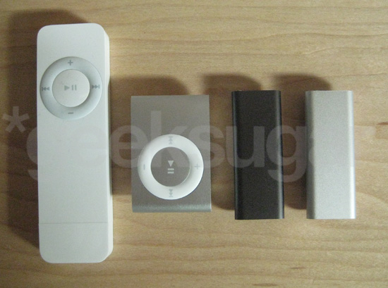 Hands-On Testing of the New iPod Shuffle