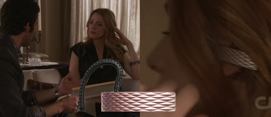 Serena Van Der Woodsen Wears Jawbone Bluetooth Headset on Gossip Girl