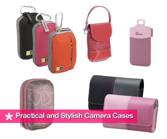 Practical and Stylish Camera Cases