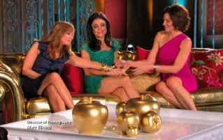 Kelly Killoren Bensimon From The Real Housewives of New York City Gets Her LOL's Confused