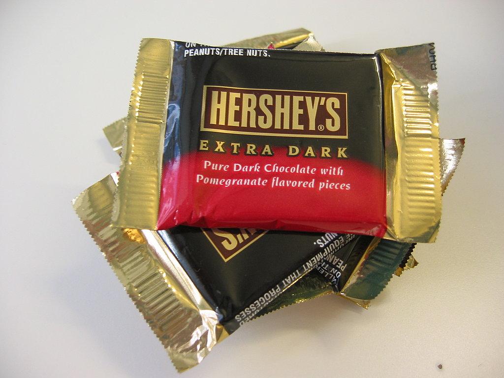 Hershey's Extra Dark Chocolates
