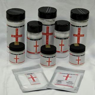 Christian Salt Developed in Response to Kosher Salt