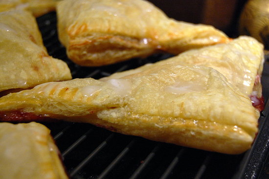 Recipe For Raspberry Turnovers