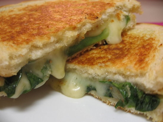 Let's Dish: What Goes Into Your Perfect Grilled Cheese?