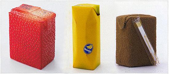 Poll on Fruit Juice Packaging Designed by Naoto Fukasawa