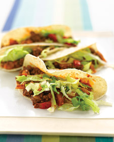 Fast And Easy Recipe For Healthy Beef Tacos