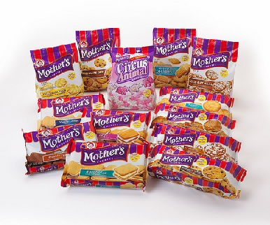 Mother's Cookies Return to Store Shelves
