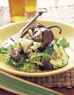 Sunday Dinner: Tuna- and Potato-Stuffed Ancho Chiles
