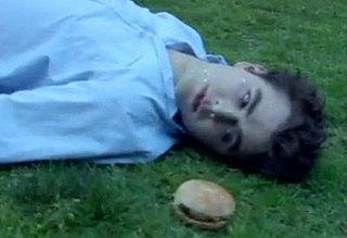 Twilight With Cheeseburgers Parody