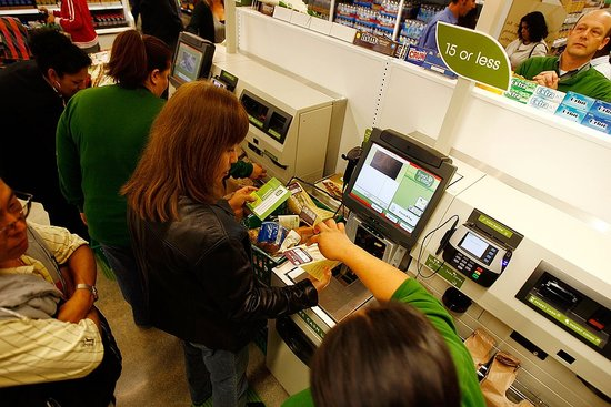 Self-Checkouts Better For Your Wallet and Waistline