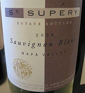 Happy Hour: 2008 St. Supéry Sauvignon Blanc