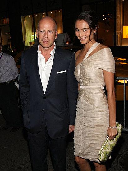 Bruce Willis Marries Emma Heming!