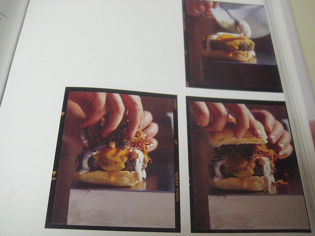 The Schlow Burger