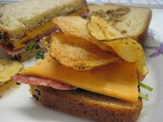 Do You Enjoy Potato Chips in Sandwiches?
