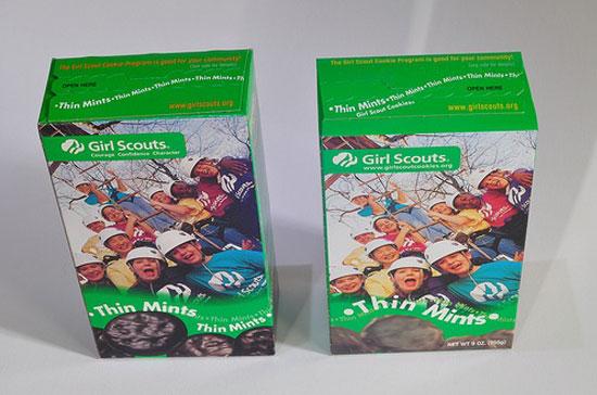 Girl Scouts Cookies Sales Decline