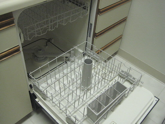 Simple Tip: Empty the Dishwasher Before the Party