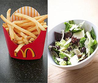 Healthy Menu Options May Lead to Overindulgence