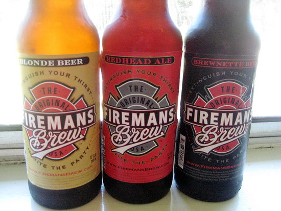 Happy Hour: Fireman's Brew
