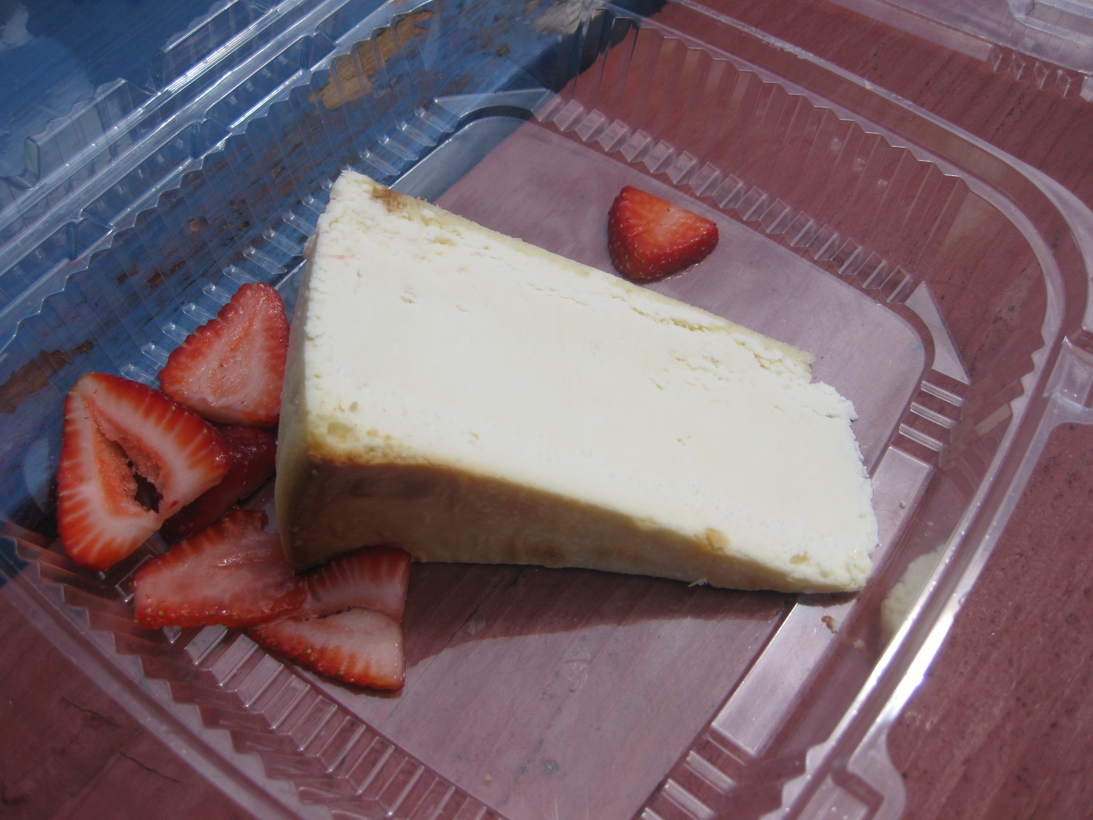 Junior's cheesecake