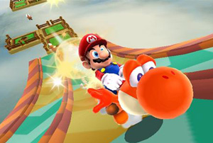 More about the upcoming Mario Wii Games!