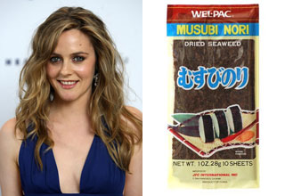 Healthy Eating Tip: Make Nori Wraps Like Alicia Silverstone