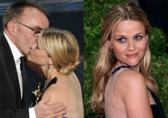 Reese Witherspoon Oscars Hair