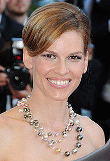 How-To: Hilary Swank's Cannes Makeup