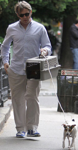 Get Pet Moving Tips Inspired by Matthew Broderick