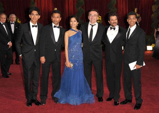 Front Page: Best Picture Slumdog Millionaire Wins 8 Oscars