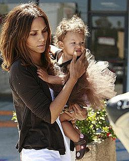 Halle Berry Talks About Motherhood to Harper's Bazaar