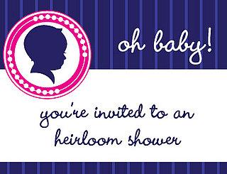 April Showers: Heirloom Shower