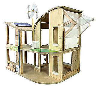 Lil Links: Help Your Kiddo Go Green With Eco-Dollhouse