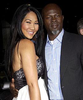 It's a Boy for Kimora Lee Simmons and Djimon Hounsou!