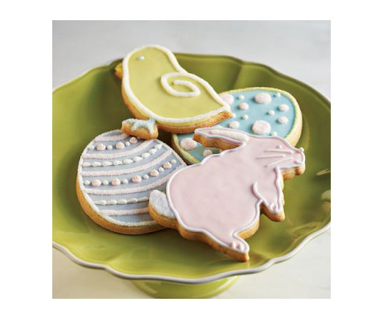 Spring Chick and Bunny Cookie Cutters