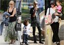 Hot Celebrity Moms Maternity Styles