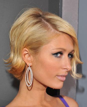 Paris Hilton at 2009 Grammys