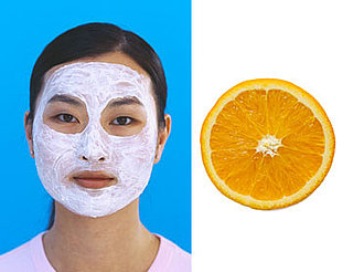 DIY Spa Treatment: Exfoliating Orange Yogurt Mask