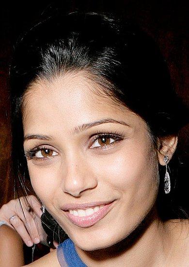 Freida Pinto Oscars 2009: Makeup Tutorial, Get the Look