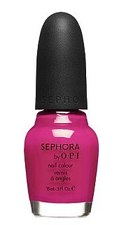 Review of Sephora by OPI Nail Colour